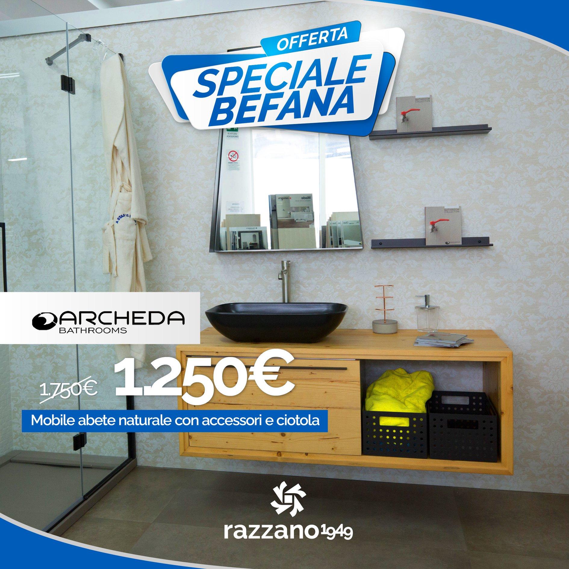 Mobile bagno Archeda