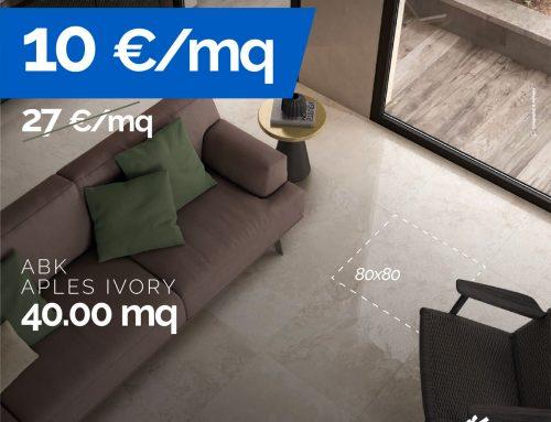 Mattonelle Effetto Marmo ABK 80×80 cm